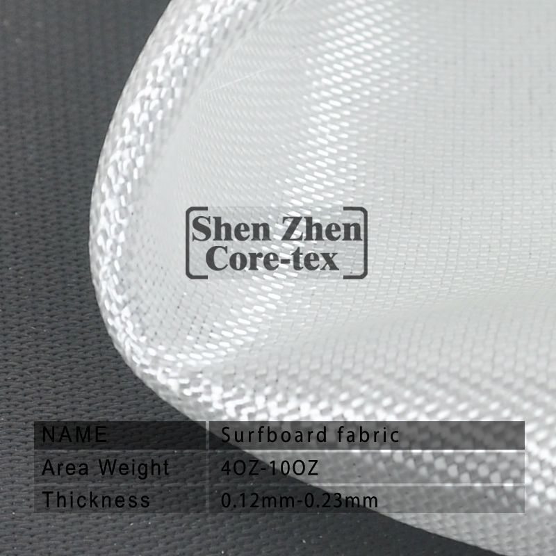 fiberglass cloth for skateboard