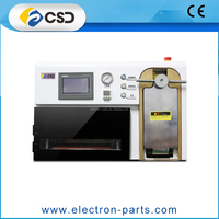 mobile phone lcd touch screen glass laminating machine
