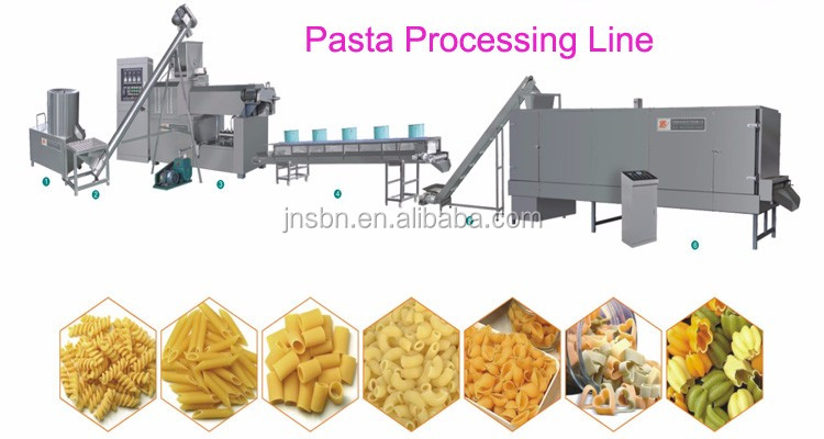 Pasta Macaroni Machine/Pasta Equipment