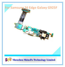 Original USB flex cable for Samsung S6 Galaxy Edge Edge Charging Port Dock Connector Flex Cable