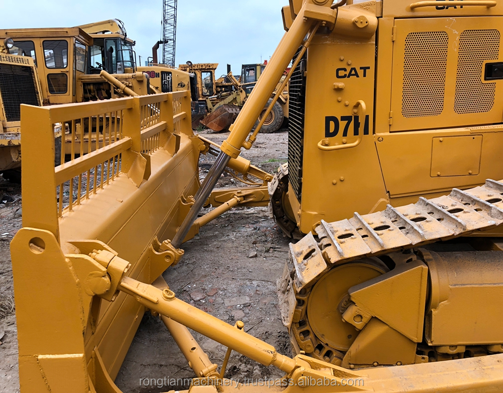 Good quality used cat bulldozer D7H for sale/ cat dozer with low price