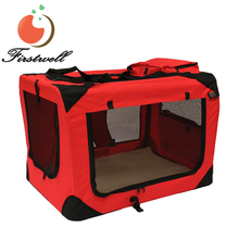 drop ship large decorate dog travel carriers crate