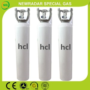Buy 99.999% Hydrogen Chloride HCL Gas Anhydrous Hydrogen Chloride