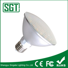 led spotlight par30 led light 8W SMD5050 CE RoHS for indoor par light