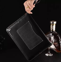 Tablet cover for Ipad air 2 ipad 6 PU leather folio smart case stand cover for ipad 2 3 4 5 6 air Holster