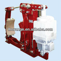 YWZ9 series electric hydraulic drum brake/crane brake/windlass brake