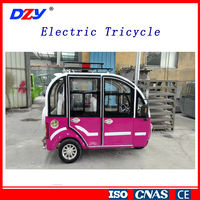 Mini Electric Tricycle Cargo For Sale