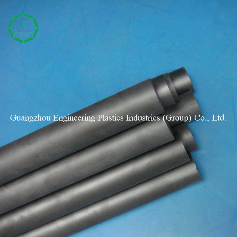 Very wear resistant PPS rod Polyphenylene sulfide back color PPS plastic bar