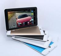 7Inch Android 5.1 3G SIM Phone Call 1024x600 IPS 1G RAM 8G ROM Tablet PC 3G WCDMA 2G GSM SIM Card GPS