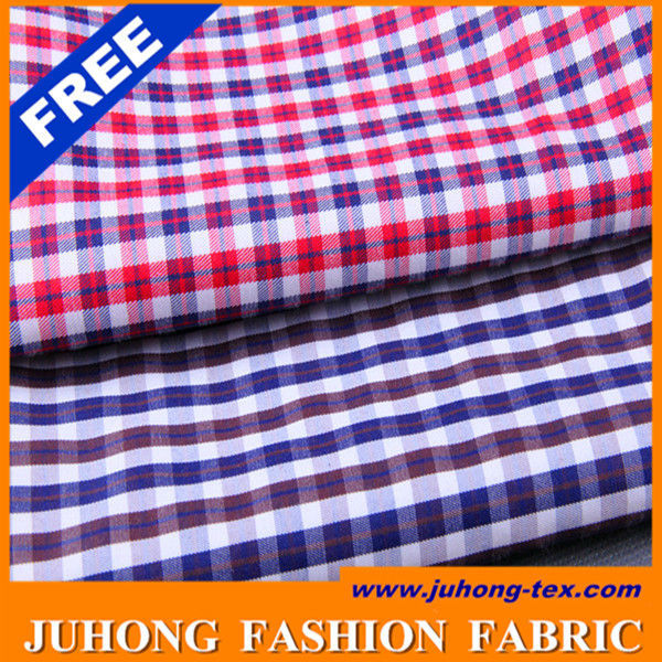 Top selling wholesaler sale cheap cotton <strong>poly</strong> shirt fabric