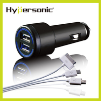HP2691 Hypersonic universal portable cell phone car charger