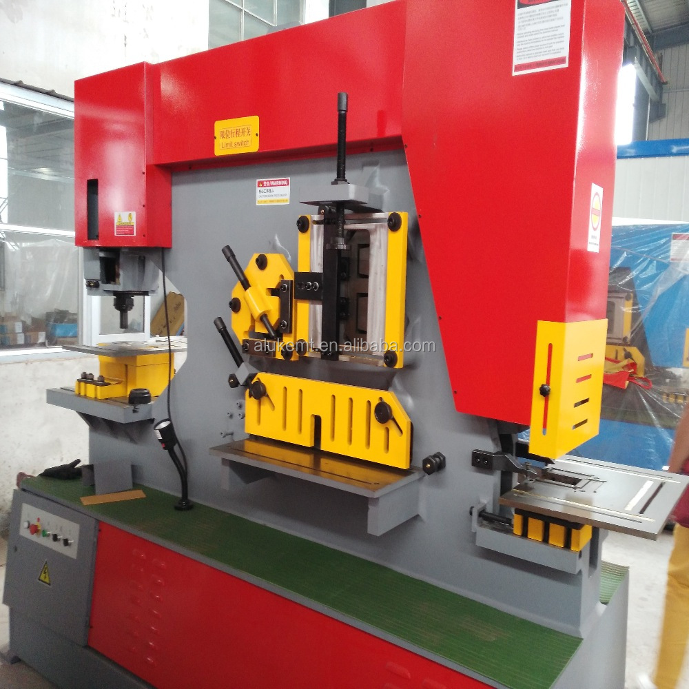 Hydraulic plate cutting tool for combined punch and shear machine