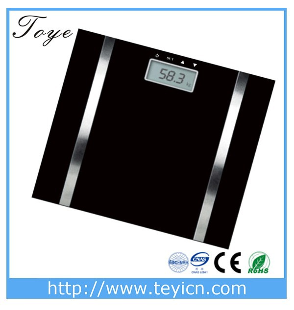 2017 new product scale for precious metal scales digital promotion solar bathroom scale