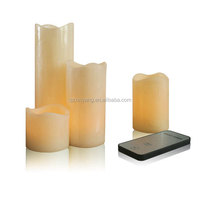 Remote Control Wax Different Types Of Candle Holders In China CE,RoHS&CPSIA
