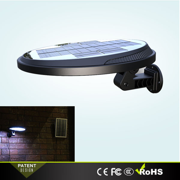 Wholesale security lighting with alarm online buy best security novelty separated type solar motion sensor strongsecuritystrong strong aloadofball Gallery