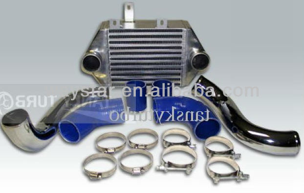 top mount intercooler kit for toyota MR2 SW20 intercooler