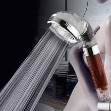 C-138-1 mineral hot selling eco friendly spa energy shower head