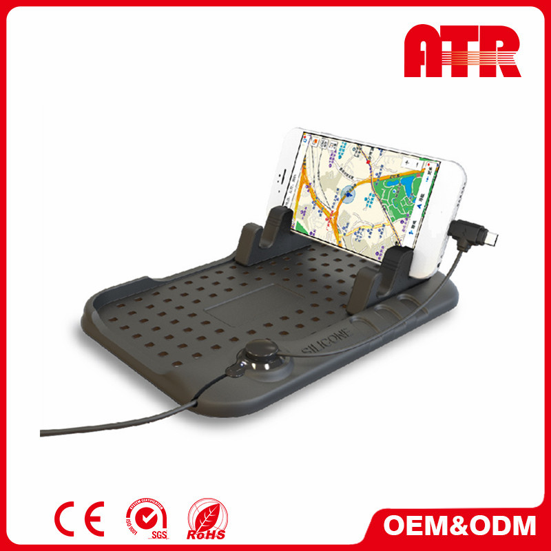 Guangdong Easy to use universal silicone Car charger stand - ANKUX Tech Co., Ltd