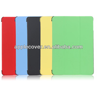 Folding Case for iPad Air with Crystal Cover, Case for iPad 5