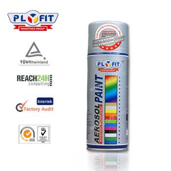 Automotive Car Metallic Aerosol Spray Paint Colors