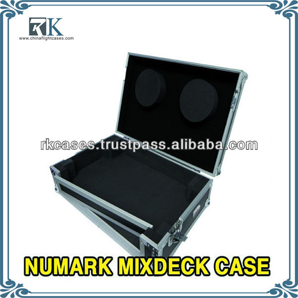 Numark MIXDECK Quad CASE ATA Style Flight Coffin Case DJ NEW