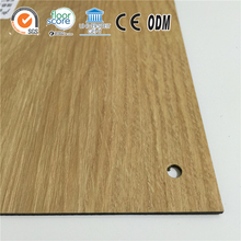 Satisfied Non-slip wooden grain basketball flooring for Indoor