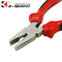 K-Master American type carbon steel multi tool combination plier electric tool
