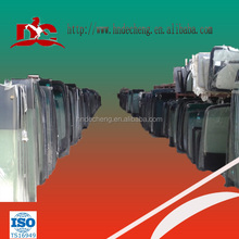 Chinese bus front car windscreen glass for sale