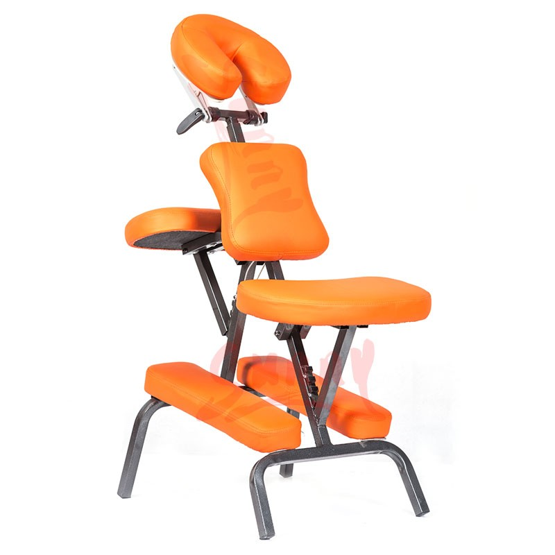 Portable Folding Massage Tattoo Chair Therapy Beauty Stool Couch Adjustable