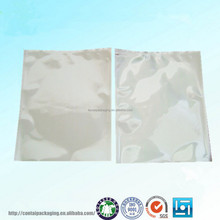 Custom made clear packaging fresh vegetables plastic bags with anti fog
