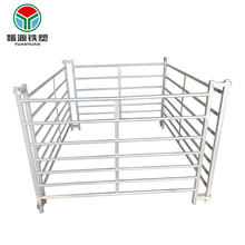 New product livestock posts metal horse farm fence corral sheep panels