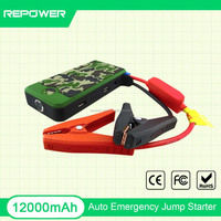 PowerAll 12000mAh Car Battery Jump Starter Portable Mini Car Jump Starter Jump Start Type 12V Lithium Car Starter Battery Power