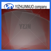manufacture price transparent Mica Sheet Plate Sheet