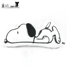 Hot selling latest new seat digital printed dog back cushion pillow
