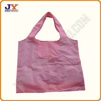 190T cheap fold bags shopping for promotion