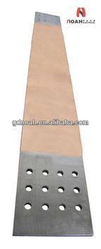 T2 Copper Power Wire Bus Bar Connector Conductor Busbar Manufacturer