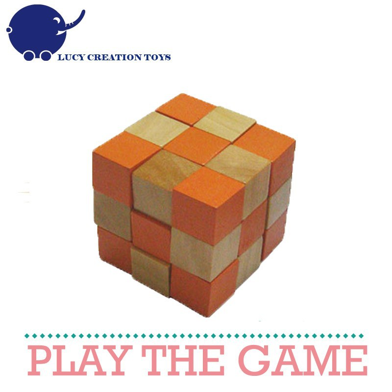 how to make wooden puzzle cube