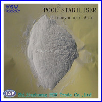 Pool Stabiliser Isocyanuric Acid Cyanuric Acid