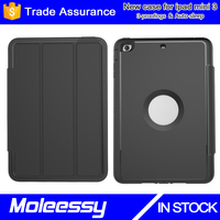 Hybrid OEM &ODM waterproof 8 inch tablet silicone case cover for iPad mini 1/2/3