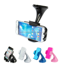 Universal Car Mount Holder for HTC iphone Samsung Galaxy S2 S3 S4 Note 2 3 phone