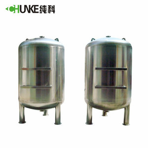 Stainless Steel Swimming Pool Water Filter /Activated Carbon Filter Media / Sand Filter Machine