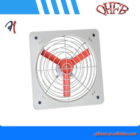 Explosion proof ventilation type square exhaust fan