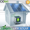 Flexible 6000W 220V Polycrystalline Solar Panel