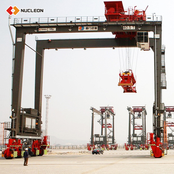 140 T European Hoist Goliath Crane