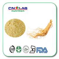 Fresh korean red ginseng root extract