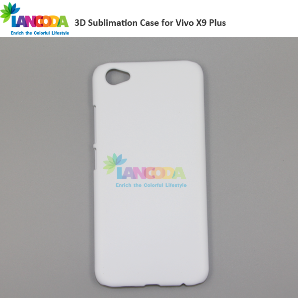 Sublimation Blank Printable Cell Cover For Vivo X9 Plus