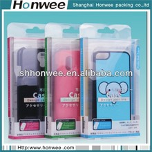 2014 promotional clear mobile phone plastic pouch