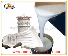 Liquid Silicone Material for Plaster Crafts