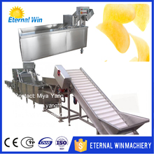 Automatic potato chips making machine price / potato cutting machine / potato chips plant cost