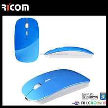 rechargeable bluetooth mouse,universal wireless bluetooth mouse,flat bluetooth mouse from Shenzhen Ricom BM8003